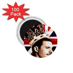 Freddie Mercury 1.75  Magnets (100 pack)