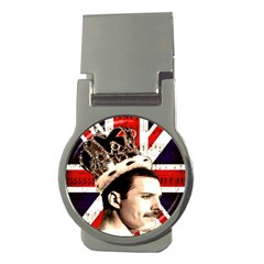 Freddie Mercury Money Clips (Round)