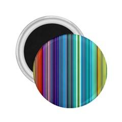 Color Stripes 2 25  Magnets
