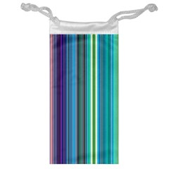 Color Stripes Jewelry Bag
