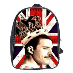 Freddie Mercury School Bags(Large)
