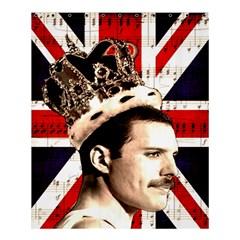 Freddie Mercury Shower Curtain 60  x 72  (Medium)