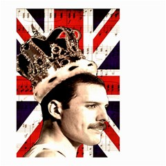 Freddie Mercury Small Garden Flag (Two Sides)
