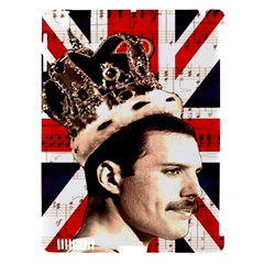 Freddie Mercury Apple iPad 3/4 Hardshell Case (Compatible with Smart Cover)