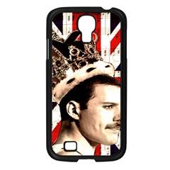 Freddie Mercury Samsung Galaxy S4 I9500/ I9505 Case (Black)