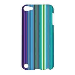 Color Stripes Apple iPod Touch 5 Hardshell Case