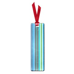 Color Stripes Small Book Marks