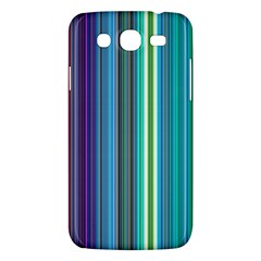 Color Stripes Samsung Galaxy Mega 5.8 I9152 Hardshell Case