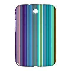 Color Stripes Samsung Galaxy Note 8.0 N5100 Hardshell Case