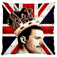 Freddie Mercury Standard Flano Cushion Case (Two Sides)