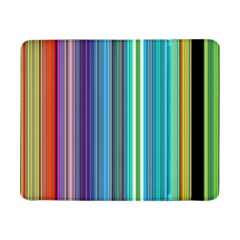 Color Stripes Samsung Galaxy Tab Pro 8.4  Flip Case