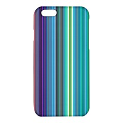 Color Stripes iPhone 6/6S TPU Case