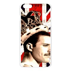 Freddie Mercury Apple Seamless iPhone 6 Plus/6S Plus Case (Transparent)