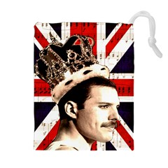 Freddie Mercury Drawstring Pouches (Extra Large)