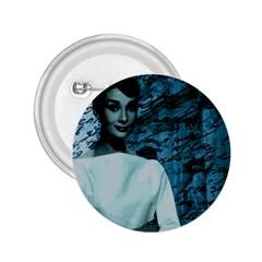 Audrey Hepburn 2.25  Buttons