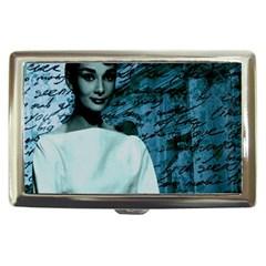 Audrey Hepburn Cigarette Money Cases