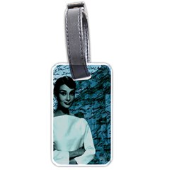 Audrey Hepburn Luggage Tags (Two Sides)
