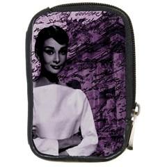 Audrey Hepburn Compact Camera Cases