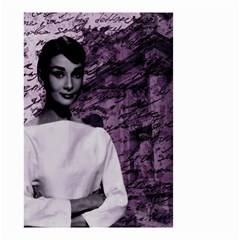 Audrey Hepburn Small Garden Flag (Two Sides)