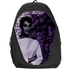 Audrey Hepburn Backpack Bag