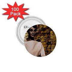 Audrey Hepburn 1.75  Buttons (100 pack)