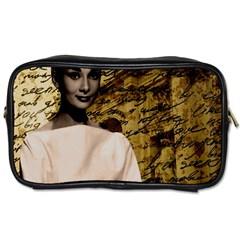 Audrey Hepburn Toiletries Bags 2-Side