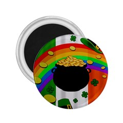 Pot of gold 2.25  Magnets