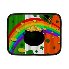 Pot of gold Netbook Case (Small)