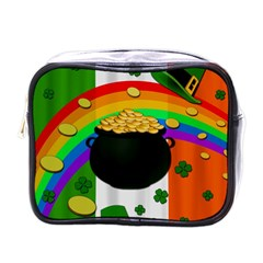 Pot of gold Mini Toiletries Bags