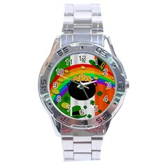 Pot of gold Stainless Steel Analogue Watch