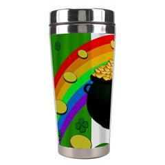 Pot of gold Stainless Steel Travel Tumblers