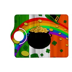 Pot of gold Kindle Fire HD (2013) Flip 360 Case