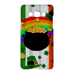 Pot of gold Samsung Galaxy A5 Hardshell Case