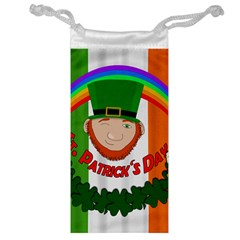 St. Patricks day  Jewelry Bag