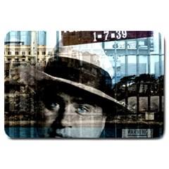 Al Capone  Large Doormat