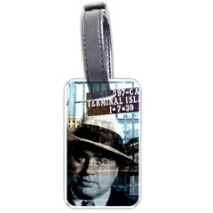 Al Capone  Luggage Tags (Two Sides)