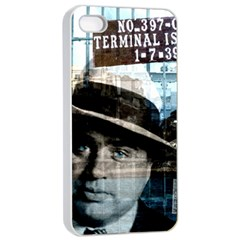 Al Capone  Apple iPhone 4/4s Seamless Case (White)