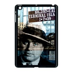 Al Capone  Apple iPad Mini Case (Black)