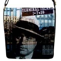 Al Capone  Flap Messenger Bag (S)