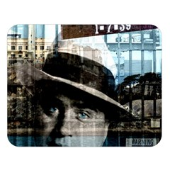 Al Capone  Double Sided Flano Blanket (Large)