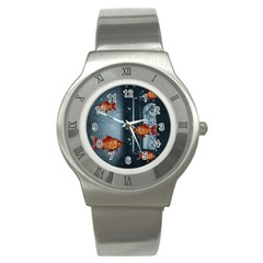 Natural habitat Stainless Steel Watch