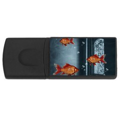 Natural habitat USB Flash Drive Rectangular (4 GB)