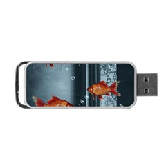 Natural habitat Portable USB Flash (Two Sides)