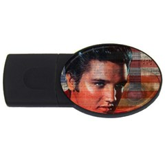 Elvis Presley USB Flash Drive Oval (4 GB)