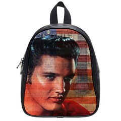 Elvis Presley School Bags (Small)