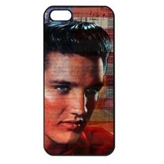 Elvis Presley Apple iPhone 5 Seamless Case (Black)