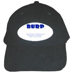 Burp Black Cap