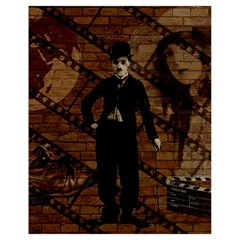 Charlie Chaplin  Drawstring Bag (Small)