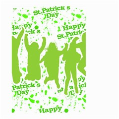 Saint Patrick Motif Small Garden Flag (Two Sides)