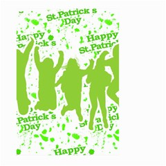 Saint Patrick Motif Large Garden Flag (Two Sides)